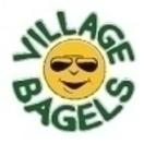 Village Bagels Menu