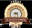 Mirabella Italian Cuisine Menu