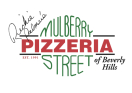 Mulberry Pizza Menu