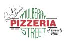 Mulberry Pizza Menu
