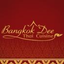 Bangkok Dee Thai Cuisine Menu