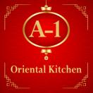 A-1 Oriental Kitchen Menu