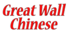 Great Wall Chinese Menu