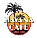 Havana Cafe Takeout Menu
