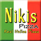 Niki's Pizza Menu
