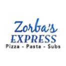 Zorba's Express Menu