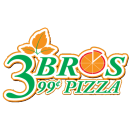 3 Brothers Pizza Menu