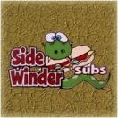 Sidewinder Subs Menu