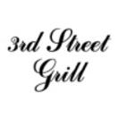 3rd Street Grill Menu
