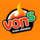 Vons Chicken Menu