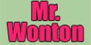 Mr. Wonton Menu