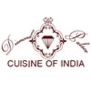 Diamond Palace Cuisine of India Menu