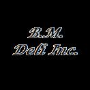BM Deli Inc Menu