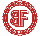Blackfinn Ameripub Menu