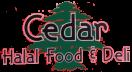 Cedar Halal Food & Grill Menu