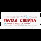 Favela Cubana Menu