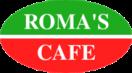 Roma's Cafe Menu