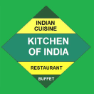 Kitchen of India Menu