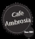 Cafe Ambrosia Menu