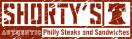 Shorty's Philly Steaks and Sandwiches Menu