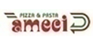 Ameci Pizza & Pasta Menu