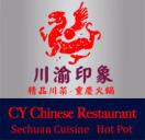 CY Chinese Menu