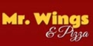 Mr. Wings & Pizza Menu