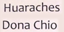 Huaraches Dona Chio Menu