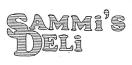 Sammi's Deli Menu