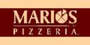 Mario's Pizzeria Menu