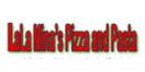La La Mina Pizza and Pasta Menu