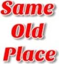 Same Old Place Menu