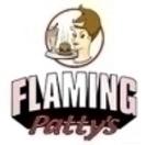 Flaming Patty's Menu