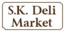 S.K. Deli Market Menu