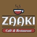 Zaaki Cafe Menu