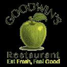 Goodwin's Restaurant Menu