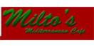 Milto's Mediterranean Cafe Menu