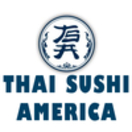 Thai Sushi America Menu