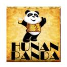 Hunan Panda Menu