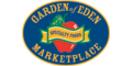 Garden of Eden Menu