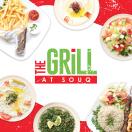 The Grill at Souq Menu