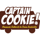 Captain Cookie and the Milkman Menu