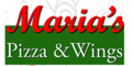 Maria's Pizza Restaurant Menu