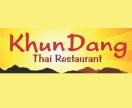 Khun Dang Thai Restaurant Menu