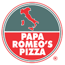 Papa Romeo's Pizza Menu