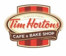 Gateway Cafe Tim Hortons Menu