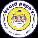Beard Papa's Menu