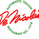 DeNicola's Italian Menu