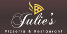 Julie's Pizzeria & Restaurant Menu