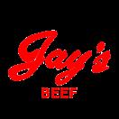 Jay's Beef Menu